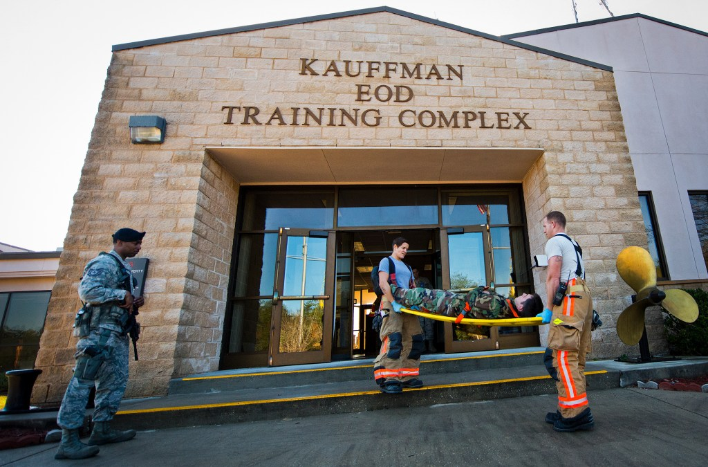 Kauffman EOD Training Complex