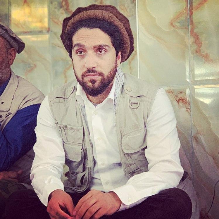 Ahmad Massoud Taliban resistance