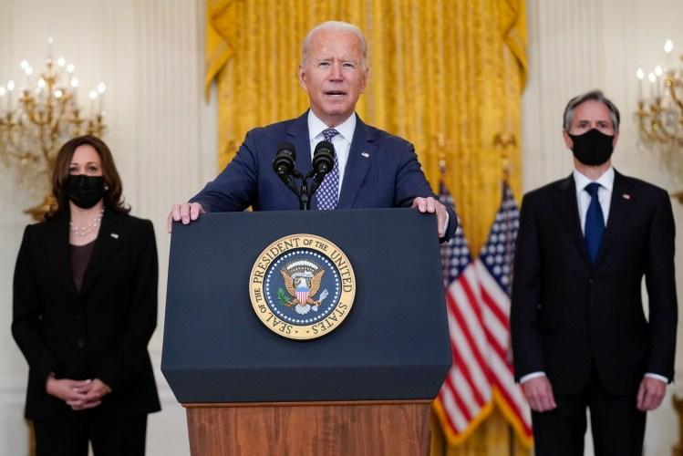 Joe Biden ISIS-K retaliation