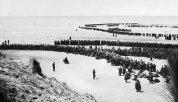 Here's What Happened to the French Soldiers Left Behind at Dunkirk