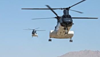 Kabul Evacuation Helicopters Had Saigon Ties