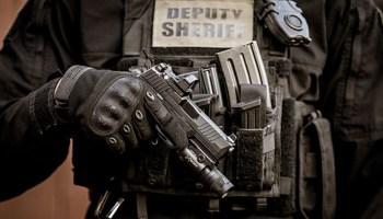 FN 509 Wins LAPD Service-Pistol Contest