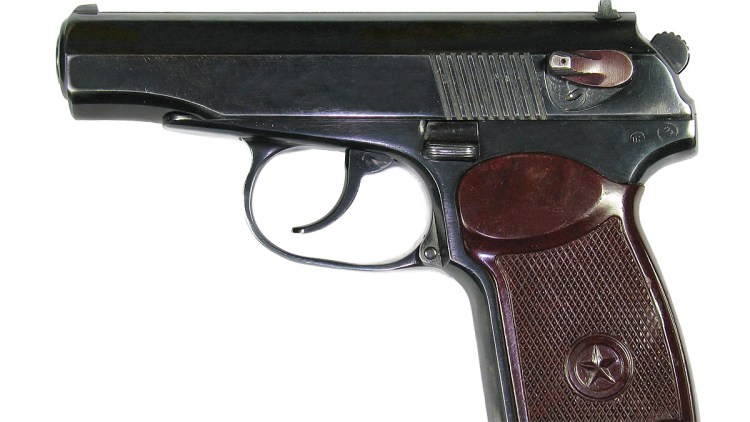 Makarov PM Pistol