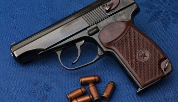 The Makarov PM Pistol - An Iconic Soviet Weapon