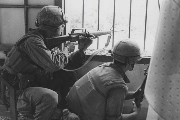 Marines Battle of Hue