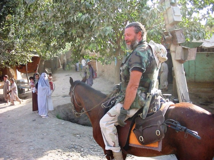 Billy Waugh Afghanistan