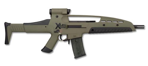 The XM8 Rifle