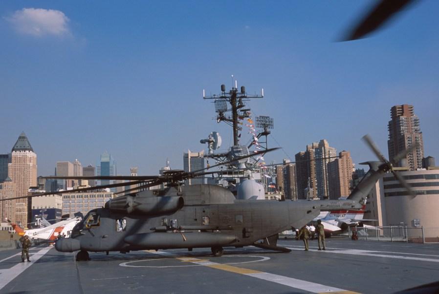 AFSOC 9/11 MH-53