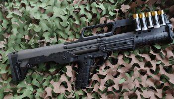 Gun Review - KelTec KS7 Bullpup Shotgun