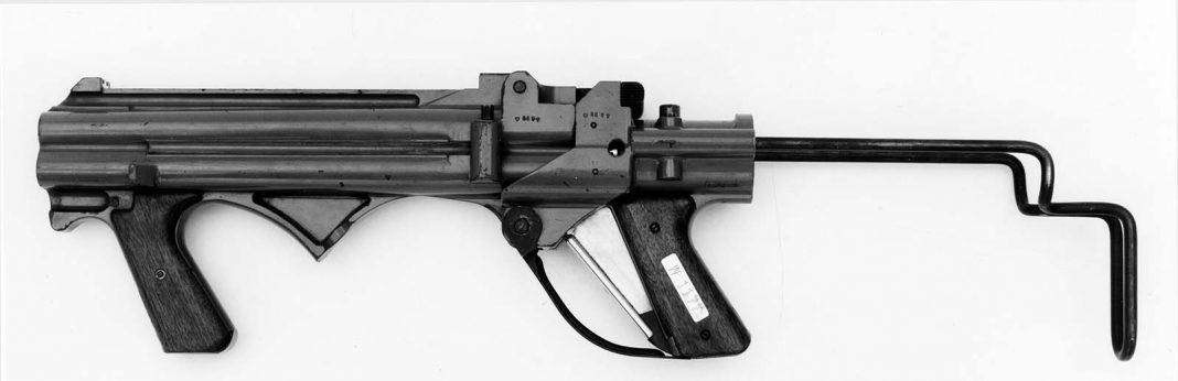Quad-barrel shotgun Winchester Liberator