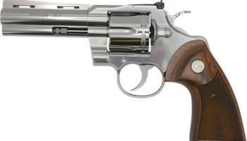 The Colt Python - A Legend in Service Weapons