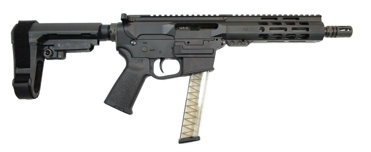 Palmetto State Armory AR-9 best home defense guns