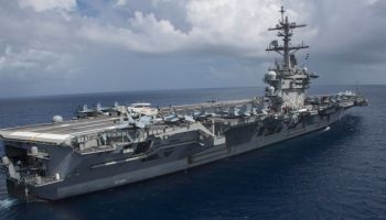Author John David Mann Takes You Aboard the USS Abraham Lincoln in the Pursuit of a Killer – Part I