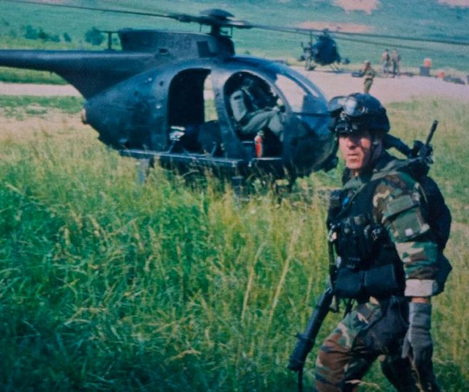 George Hand Delta Force