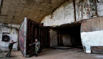 5 Underground and Secret Military Bases Around the World