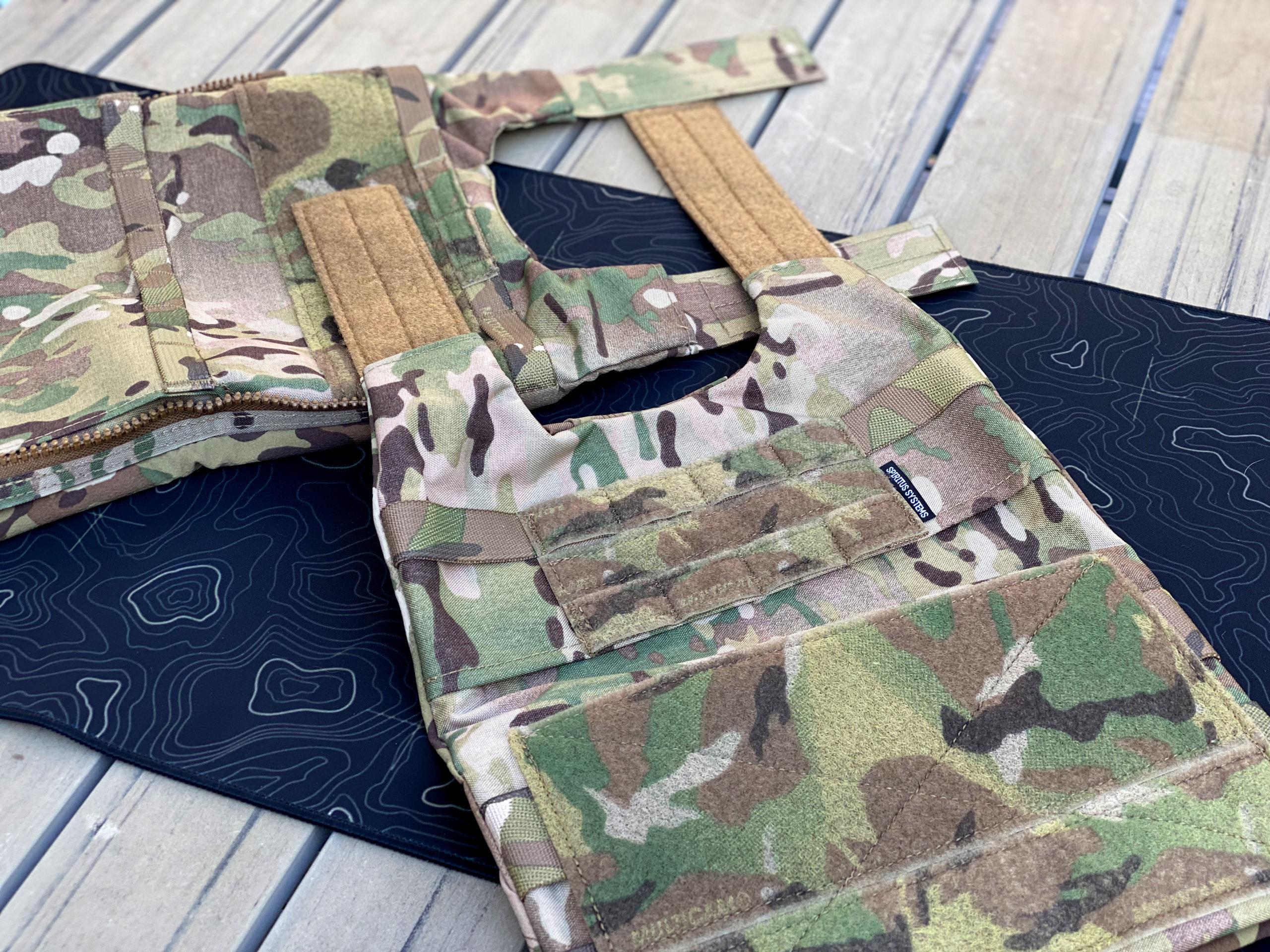 Spiritus Systems LV-119 Overt Plate Bags