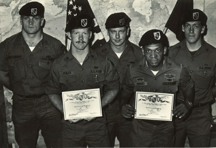 Melvin Morris 5th Special Forces Group