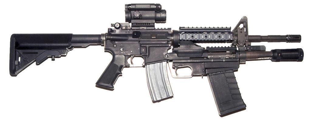 M26 MASS shotgun