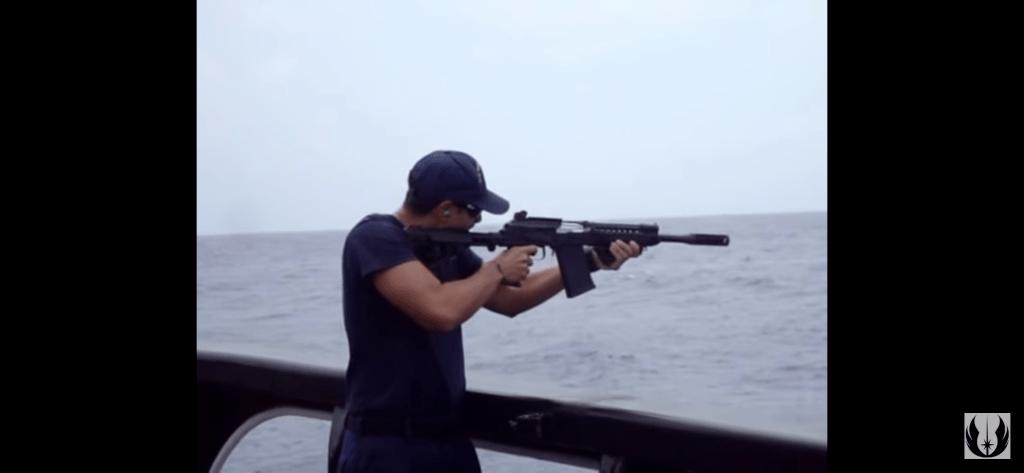 Coast Guard Saiga 12