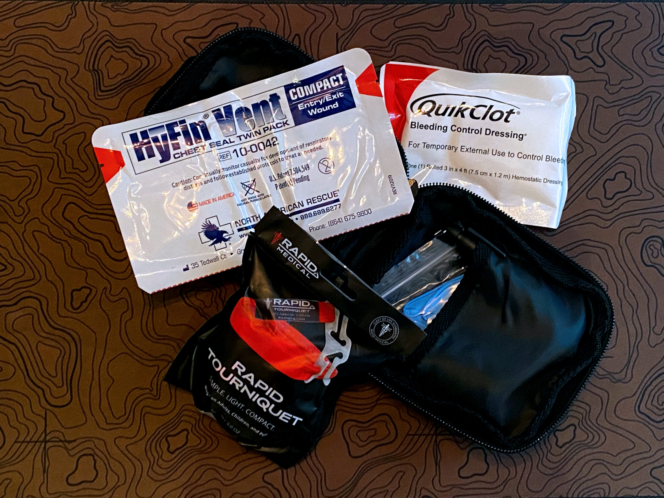 Everyday Carry first aid kit my medic