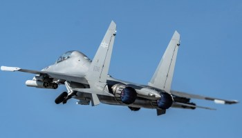 How Do Chinese Weapons Stack Up? China's J-16D Fighter vs America's EA-18G Growler