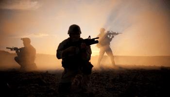 How 'Lone Survivor' Marcus Luttrell Met Navy SEAL Sniper Brandon Webb