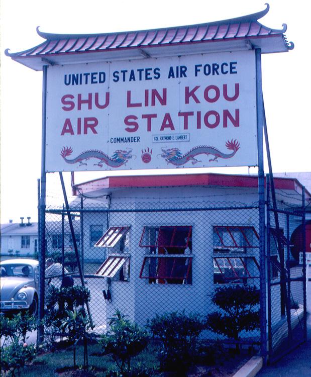 Shu Lin Kou Air Station Taiwan