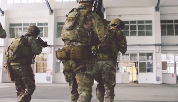 Green Berets Deploy to Taiwan as Tensions With China Rise