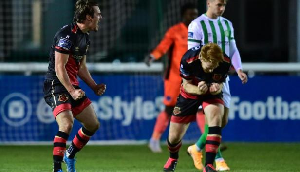 Roundup Drogheda Take Top Spot As The Playoff Takes Another Turn SSE  Airtricity League