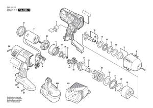 Buy Bosch 21618 18V Impactor 12 inch HighTorque