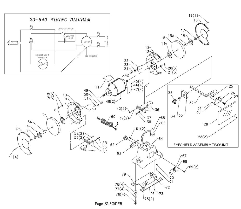 Ridgid 700 Wiring Diagram Trusted Schematics 300 Threader Parts