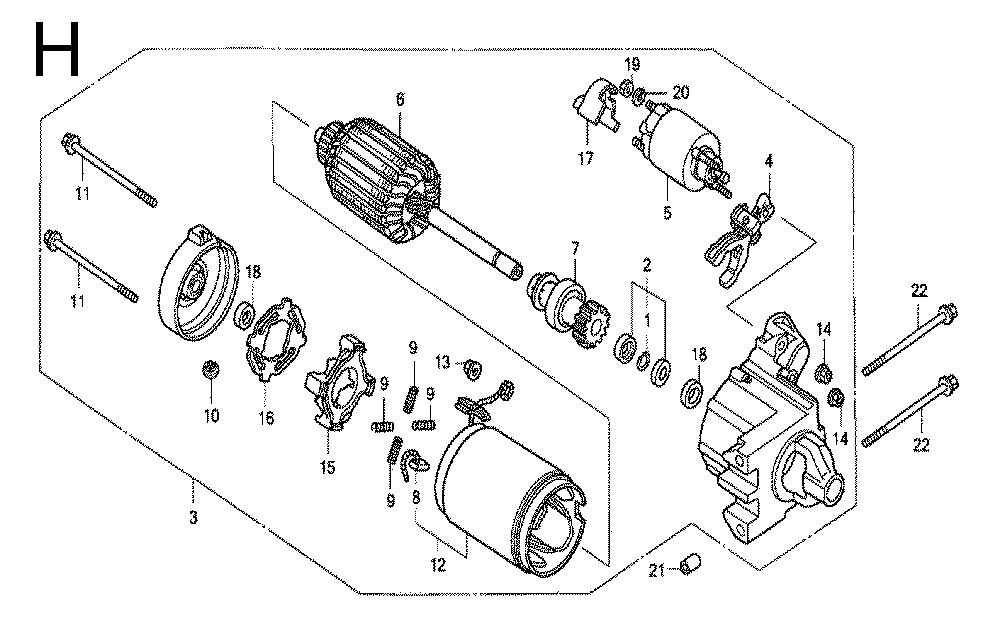 Awe Inspiring Honda Gx670 Wiring Diagram Wiring 101 Cranwise Assnl