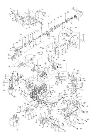 Buy Max RB395 Replacement Tool Parts | Max RB395 Rebar