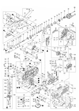 Buy Max RB397 Replacement Tool Parts | Max RB397 Rebar