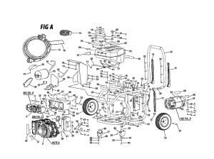 Buy Ridgid RD6800 Replacement Tool Parts | Ridgid RD6800