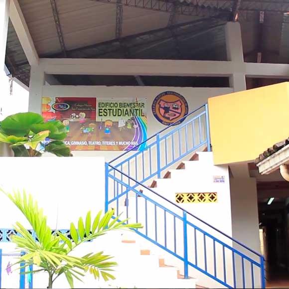 Edificio de Bienestar Estudiantil