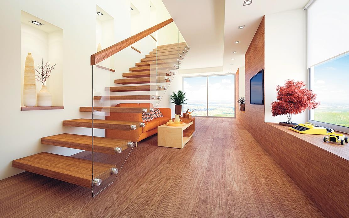 Infuse A Good Dose Of Style And Personality Into The Staircase Of | Live Home 3D Stairs | Chief Architect | Building | Floor Plan | Stair Treads | 3D Pro