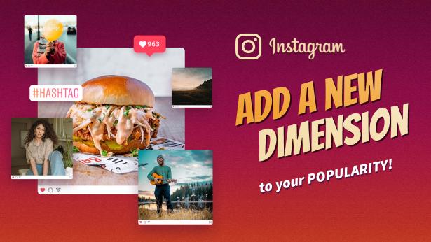 Elementor WordPress theme for Bloggers Instagram