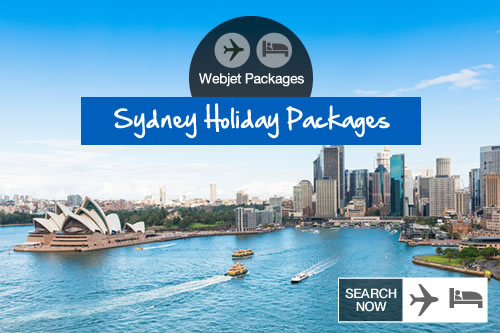 Flight and hotel packages
