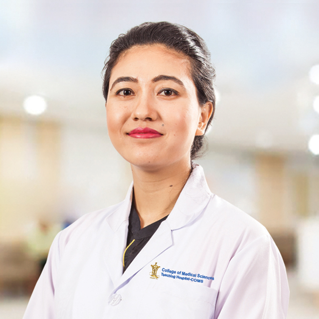 Know Your Doctor – College of Medical Sciences