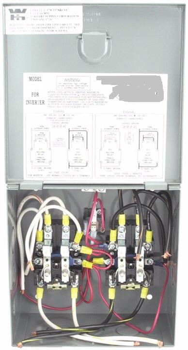 Automatic Transfer Switch Generator