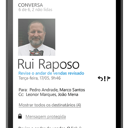434x434 Features Email - Google estende o suporte ao Exchange ActiveSync para Windows Phones