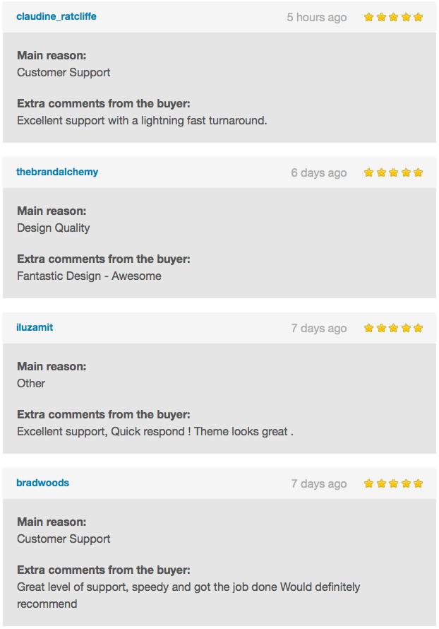 construction theme reviews