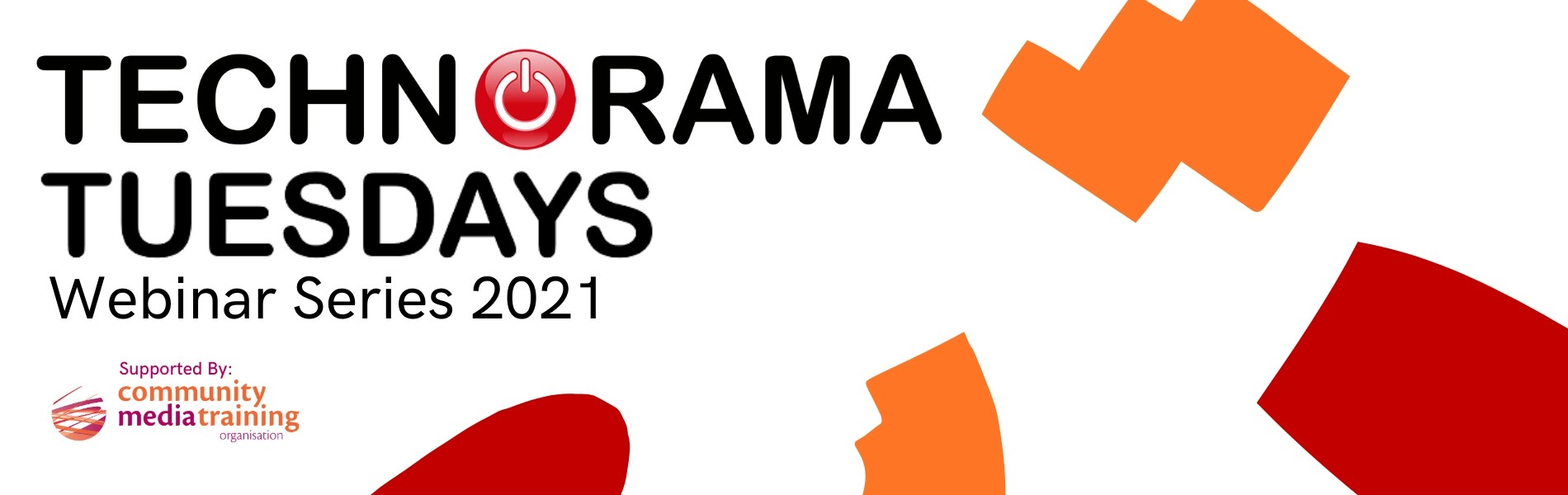 Copy of Technorama Tuesdays 2021 - Facebook Cover Template (1)