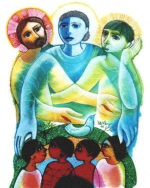 A IMAGEN Y SEMEJANZA DE DIOS, SOMO RELACIÓN (MOMENTO ORANTE)