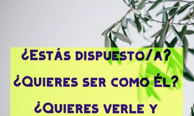 Domingo de Ramos – II vísperas