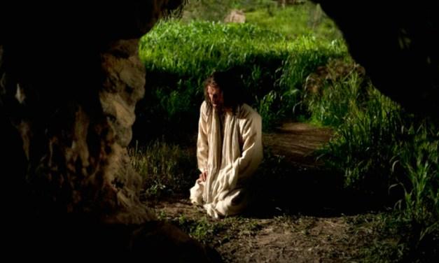 NOCHE DE GETSEMANÍ: Abrazar el misterio de la Cruz