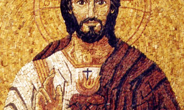 OREMOS CON EL SAGRADO CORAZÓN DE JESÚS