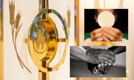 CORPUS CHRISTI: SOMOS EL CUERPO DE CRISTO