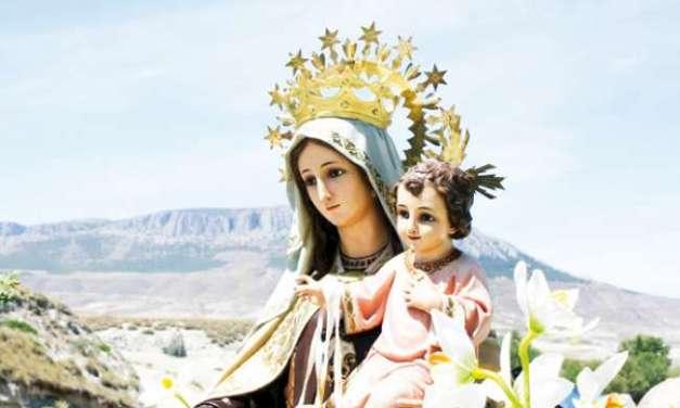 SOLEMNIDAD DE LA VIRGEN DEL CARMEN_Saludo de hermana General